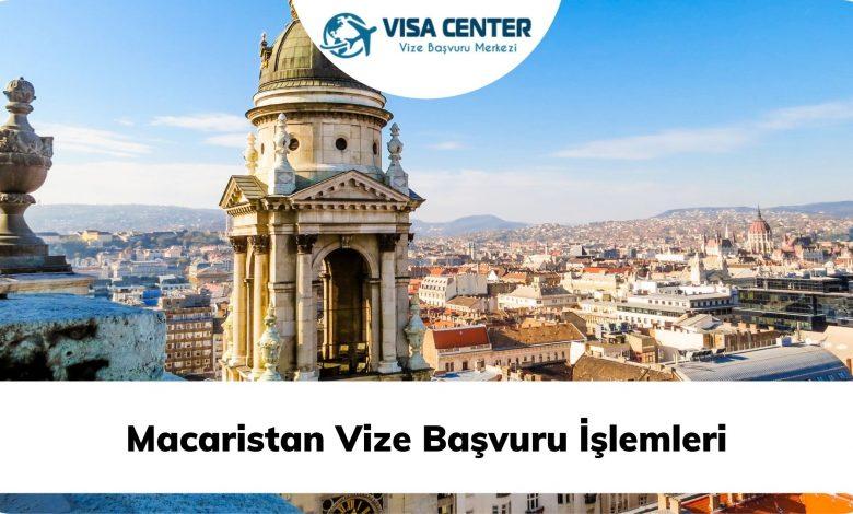 Macaristan Vize Başvuru İşlemleri