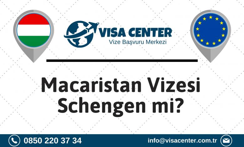 Macaristan Vizesi Schengen Mi