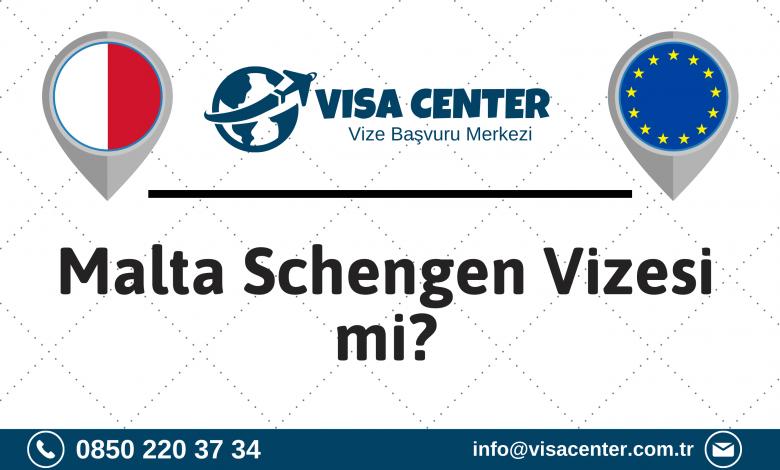 Malta Schengen Vizesi Mi