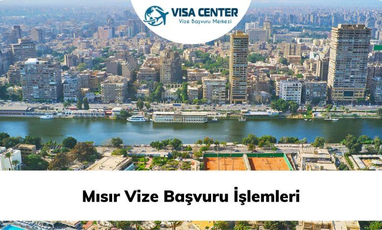 Mısır Vize Başvuru İşlemleri