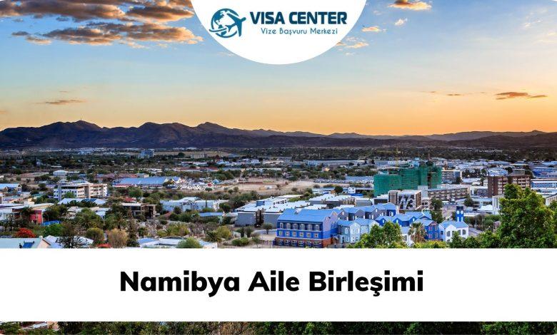 Namibya Aile Birleşimi