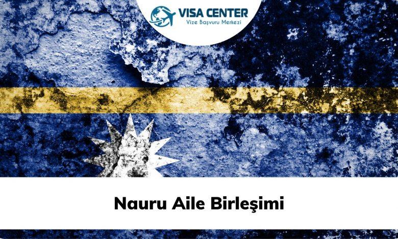 Nauru Aile Birleşimi