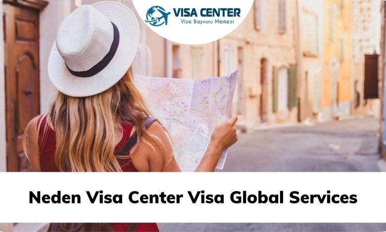 Neden Visa Center Visa Global Services