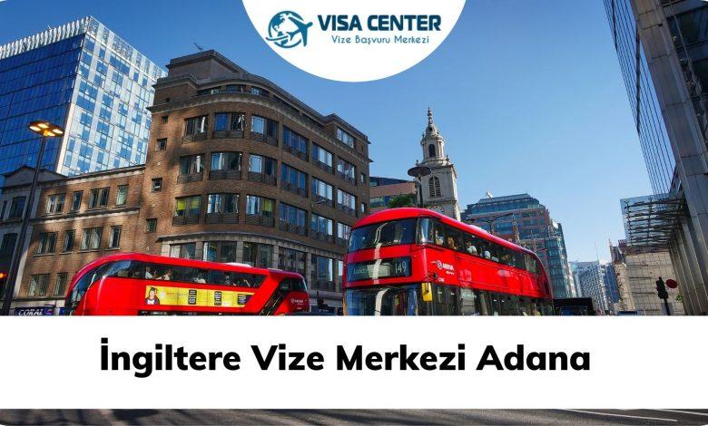 İngiltere Vize Merkezi Adana