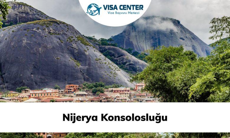 Nijerya Konsolosluğu