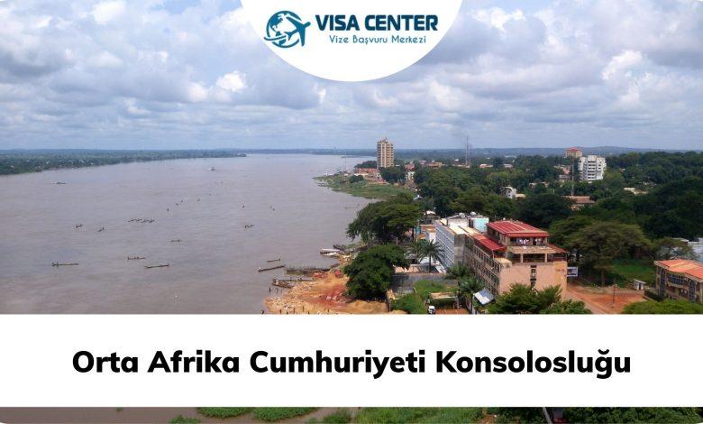 Orta Afrika Cumhuriyeti Konsolosluğu