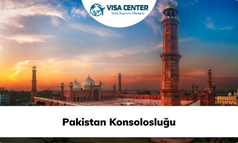 Pakistan Konsolosluğu