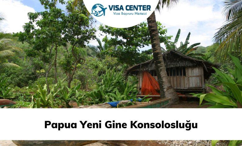 Papua Yeni Gine Konsolosluğu