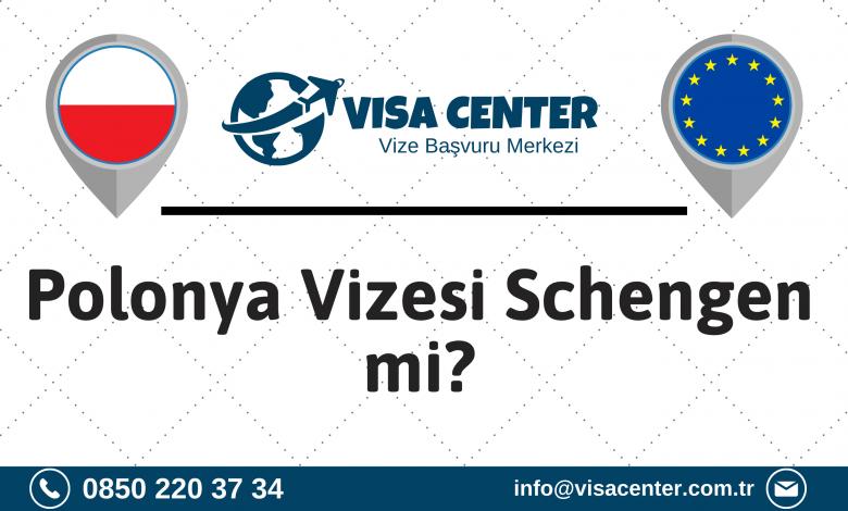 Polonya Vizesi Schengen Mi