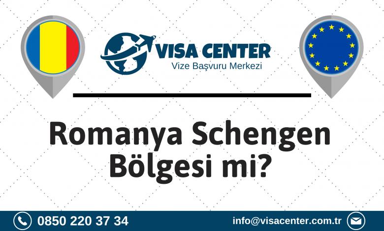 Romanya Schengen Bölgesi Mi