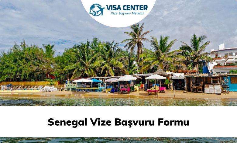 Senegal Vize Başvuru Formu