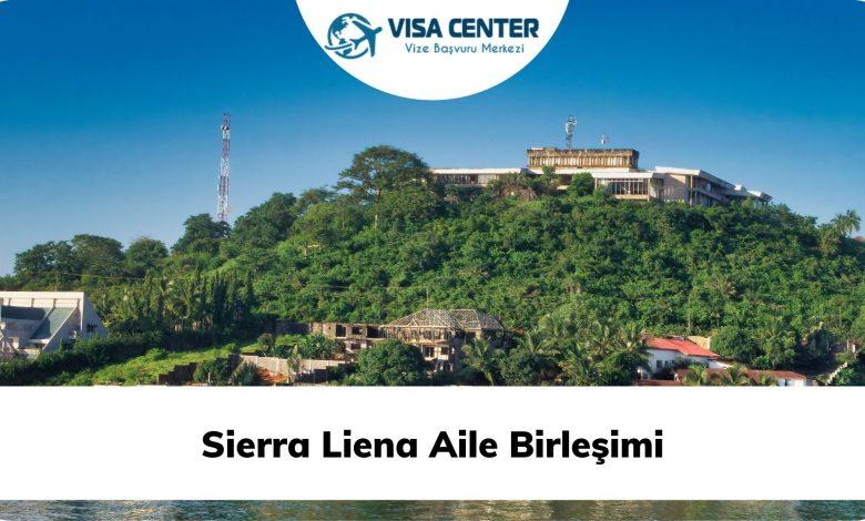 Sierra Liena Aile Birleşimi