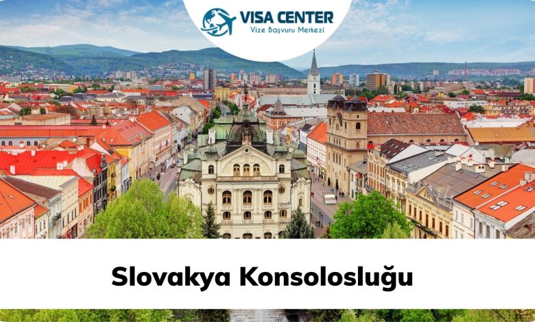Slovakya Konsolosluğu