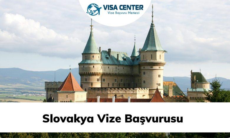 Slovakya Vize Başvurusu