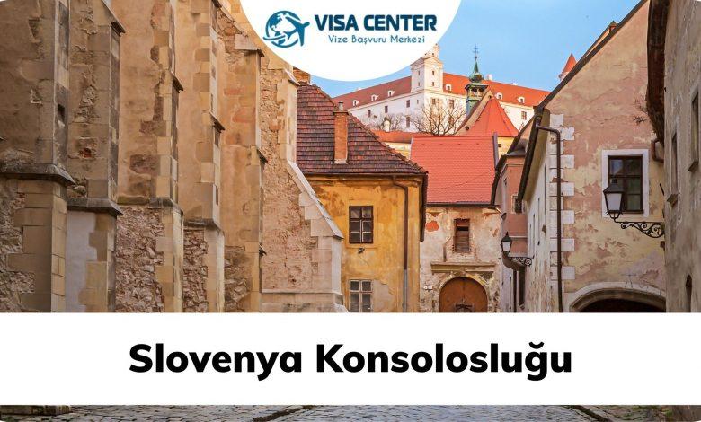 Slovenya Konsolosluğu