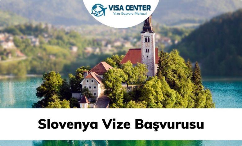 Slovenya Vize Başvurusu