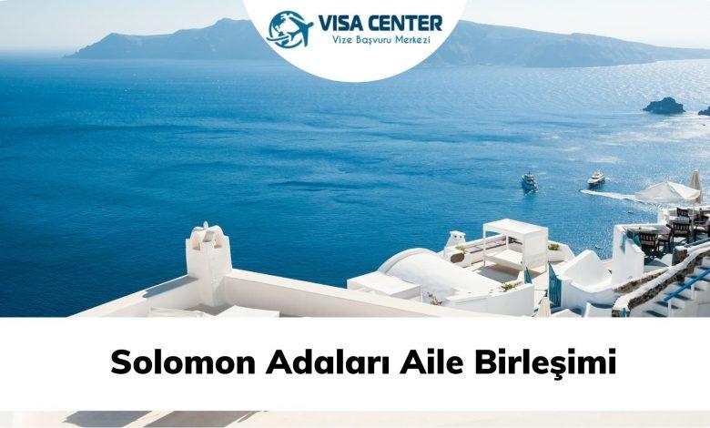 Solomon Adaları Aile Birleşimi