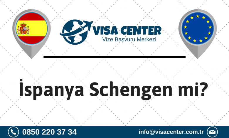 İspanya Schengen Mi