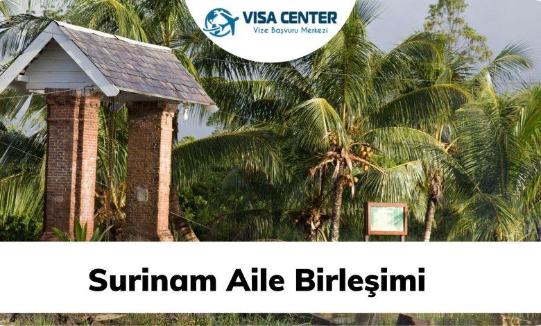 Surinam Aile Birleşimi
