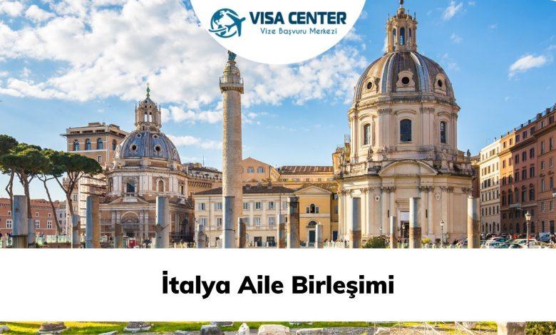 İtalya Aile Birleşimi