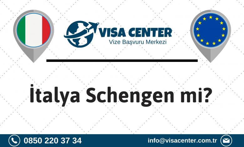 İtalya Schengen Mi