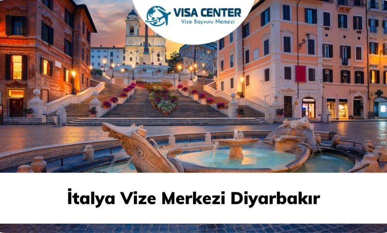 İtalya Vize Merkezi Diyarbakır