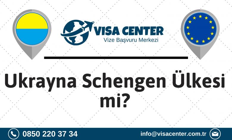 Ukrayna Schengen Ülkesi Mi