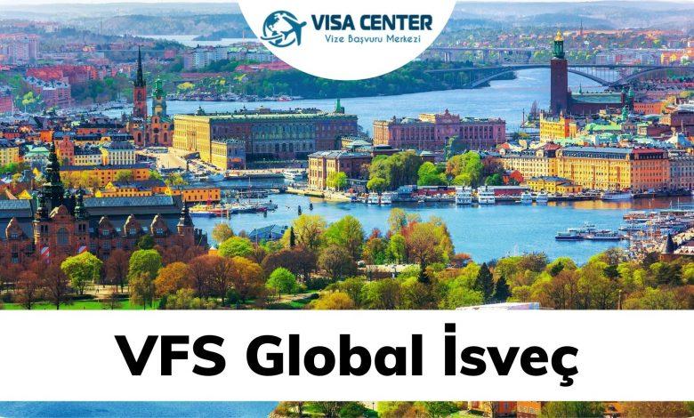 VFS Global İsveç
