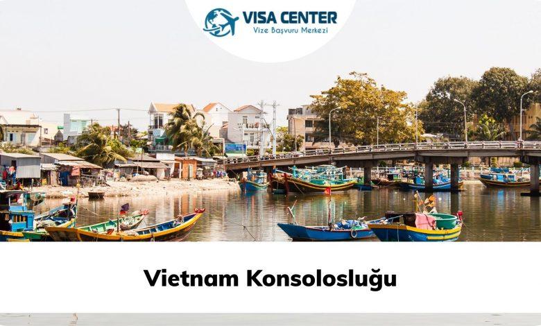 Vietnam Konsolosluğu
