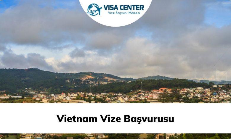 Vietnam Vize Başvurusu
