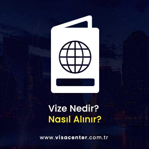 Vize Randevu ve Vize Başvuru Merkezi - Visa Center 1 – vize neidr visa center