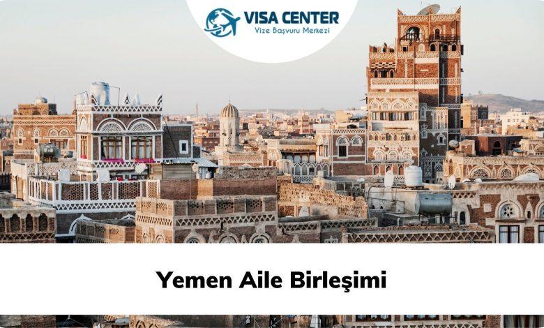 Yemen Aile Birleşimi
