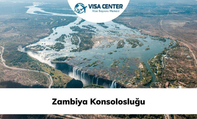 Zambiya Konsolosluğu