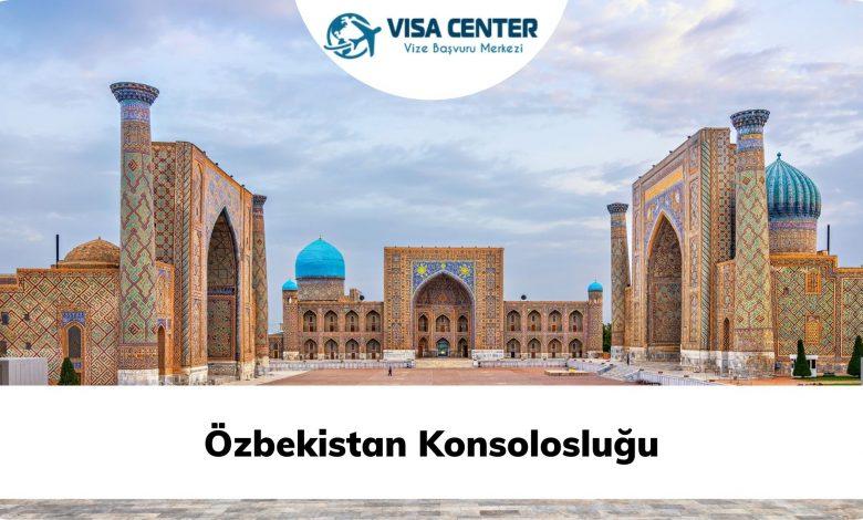 Özbekistan Konsolosluğu