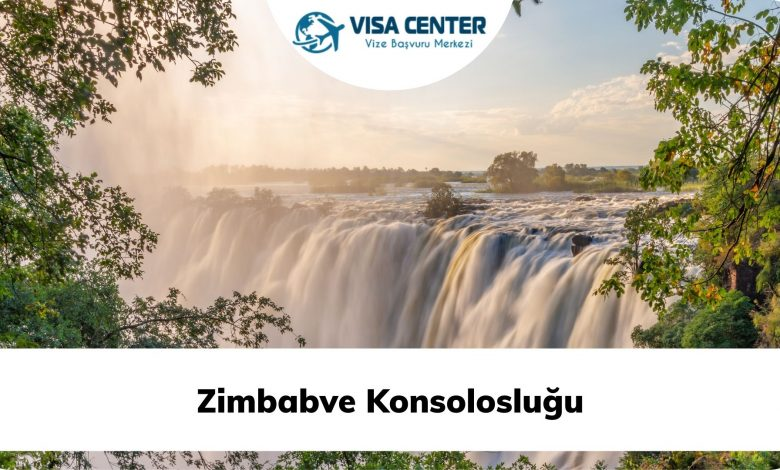 Zimbabve Konsolosluğu
