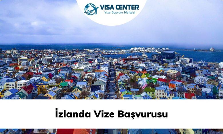 İzlanda Vize Başvurusu